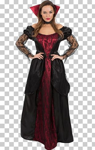 Costume Party Clothing Halloween Costume Dress PNG