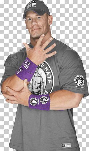 John Cena Grey Tshirt PNG