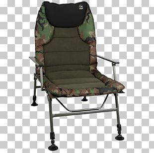 Wing Chair Fauteuil Carp Angling PNG