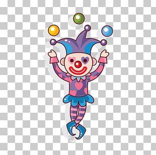Circus Cartoon PNG