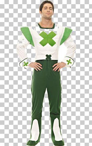 Costume Dress Code Green Cross Code Amazon.com PNG