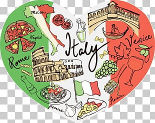 Italy Drawing Shutterstock Icon PNG