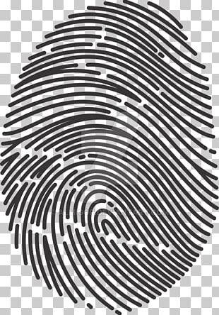 Sacred Hope Fingerprint Line Hand PNG