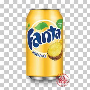 Fanta Fizzy Drinks Cream Soda Orange Soft Drink Coca-Cola PNG