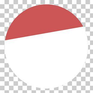 Magenta Angle Circle Font PNG