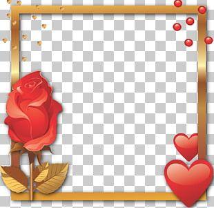 Frames Heart Love PNG