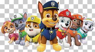 Puppy Patrol Iron-on Child Birthday PNG