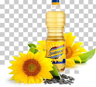 Sunflower Oil Common Sunflower Sunflower Seed Palm Oil PNG