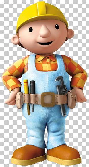 Bob The Builder T-shirt Child Boy Toy PNG