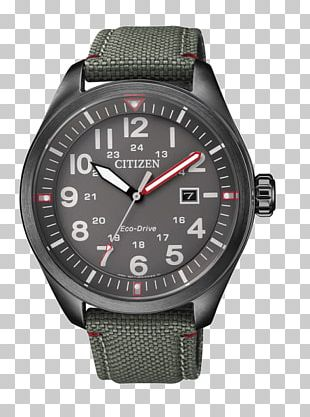 Eco-Drive Citizen Holdings Watch Chronograph Strap PNG