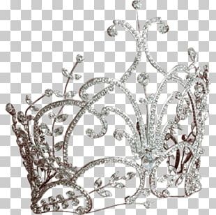 Headpiece Crown Circlet Monarch Jewellery PNG
