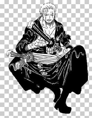 Roronoa Zoro Monkey D. Luffy One Piece Dracule Mihawk PNG