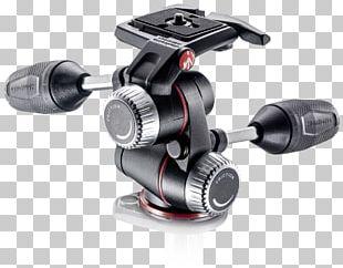 Manfrotto Tripod Ball Head Camera Tilt PNG