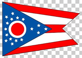 Flag Of Ohio Flag Of The United States State Flag PNG