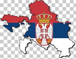 Serbia And Montenegro Republika Srpska Croatia Kosovo PNG