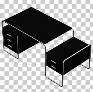 Table Gebrüder Thonet Desk Bauhaus PNG