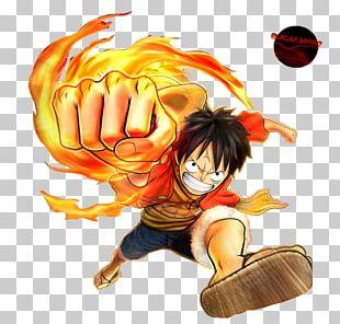 One Piece: Pirate Warriors 2 Monkey D. Luffy Roronoa Zoro Usopp Nami PNG