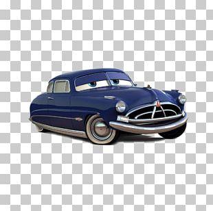 Cars 2 Mater Lightning McQueen Doc Hudson PNG