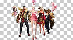 Blade & Soul Costume NCSOFT Trove Cherry Blossom PNG