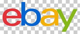 EBay Logo Sales Online Shopping E-commerce PNG