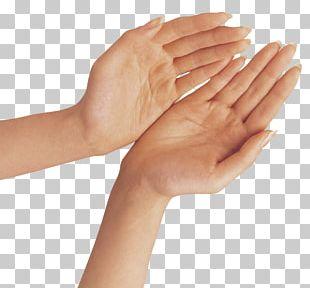 Hand Finger PNG