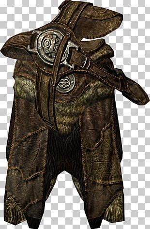The Elder Scrolls V: Skyrim The Elder Scrolls Online Armour Body Armor Hide PNG
