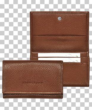 Wallet Coin Purse Leather Longchamp Bag PNG