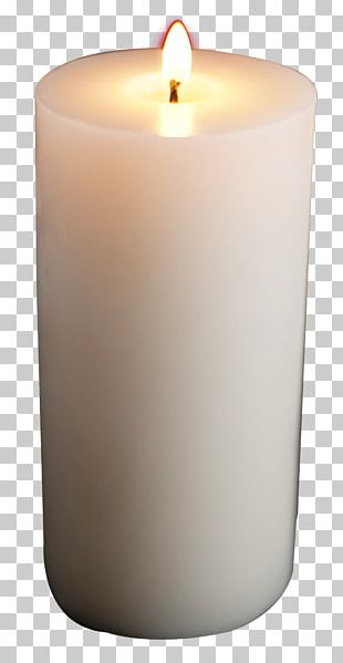 Flameless Candles Wax PNG
