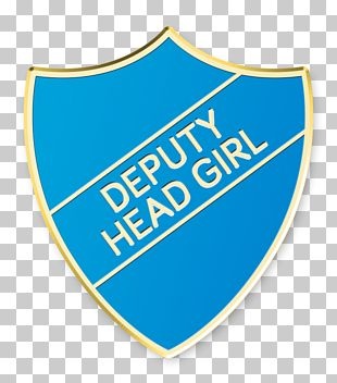Head Girl And Head Boy Badge Lapel Pin School Captain PNG