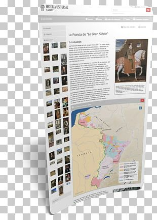 History Of The World Photography Portrait Giclée PNG
