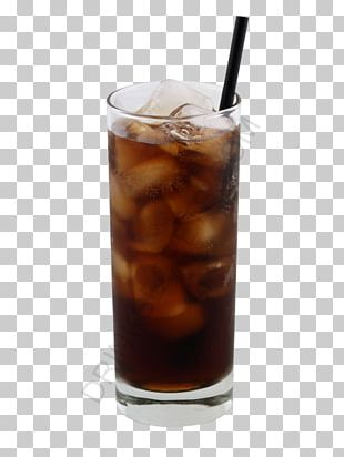 Rum And Coke Long Island Iced Tea Black Russian Non-alcoholic Drink PNG