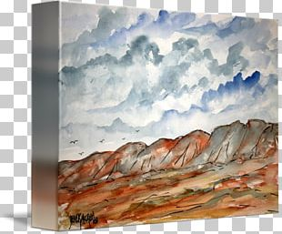 Watercolor Painting Landscape Painting Abstract Art PNG