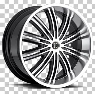 Custom Wheel Car Rim Tire PNG