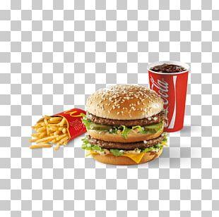 McDonald's Big Mac McDonald's Chicken McNuggets McChicken Hamburger PNG