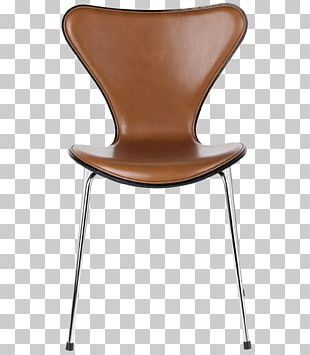 Model 3107 Chair Ant Chair Upholstery Fritz Hansen PNG