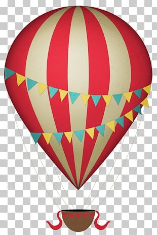 Hot Air Balloon Aviation PNG
