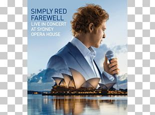 Simply Red Farewell – Live In Concert At Sydney Opera House Album PNG