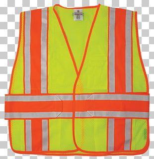 Gilets M.L. Kishigo Manufacturing Company LLC High-visibility Clothing Sleeveless Shirt PNG