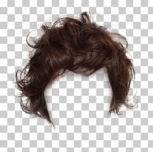 Long Hair Wig Hairstyle PNG