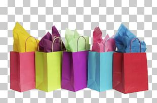 Shopping Bag Gift Paper PNG