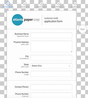 Web Page Form Template Responsive Web Design Web Application PNG