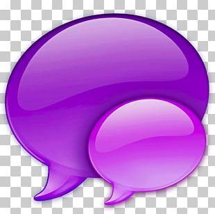 Pink Purple Symbol Sphere PNG