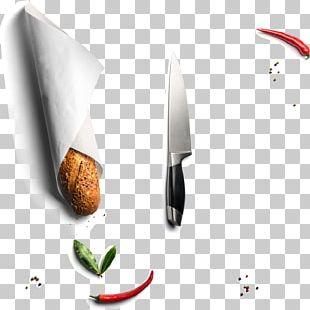 Knife Ingredient Food Icon PNG