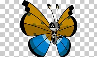 Vivillon Pokemon PNG