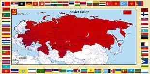 Russia Republics Of The Soviet Union Post-Soviet States History Of The Soviet Union PNG