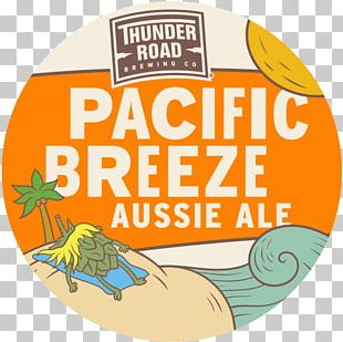 Beer India Pale Ale Thunder Road Brewery Keg PNG