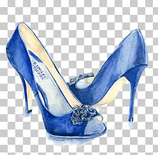 Slipper Shoe Drawing High-heeled Footwear Illustration PNG