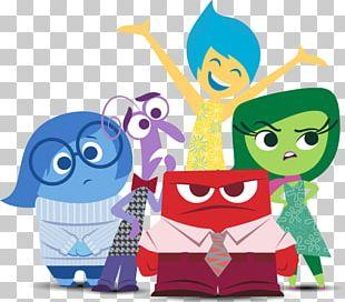 Emotion YouTube Pixar Art PNG