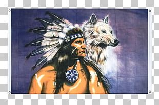 Flag Of The United States Gray Wolf Flag Of The United States Native Americans In The United States PNG