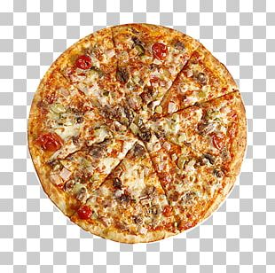 Neapolitan Pizza Italian Cuisine Ham And Cheese Sandwich Fast Food PNG